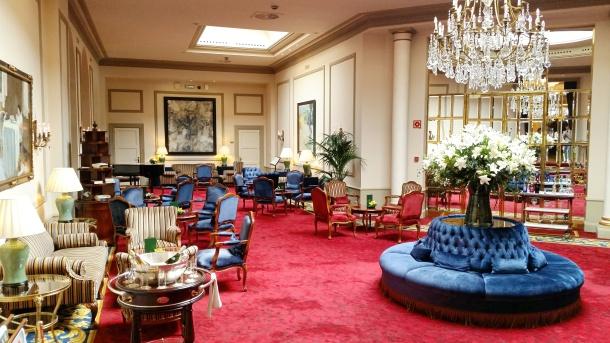 10 Lounge at Wellington Hotel