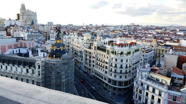11 View from the Círculo de Bellas Artes