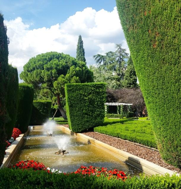 17 Parque del Retiro - Los Jardines de Cecilio Rodríguez