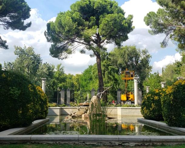 19 Parque del Retiro - Los Jardines de Cecilio Rodríguez
