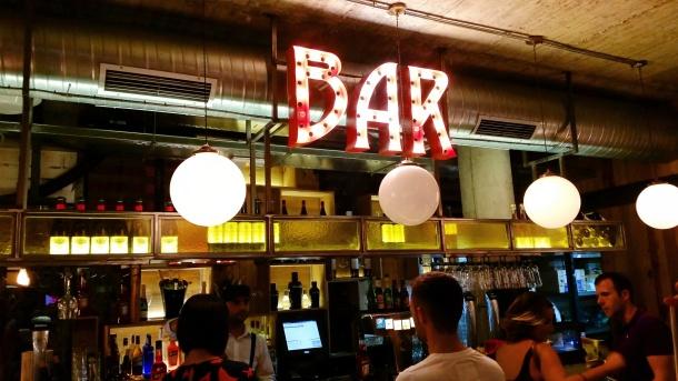 20 Bar at Mercado de san Ildefonso