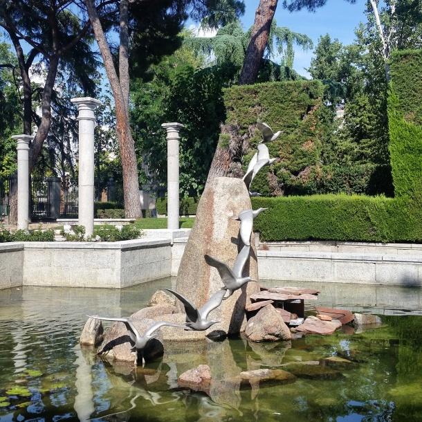20 Parque del Retiro - Los Jardines de Cecilio Rodríguez