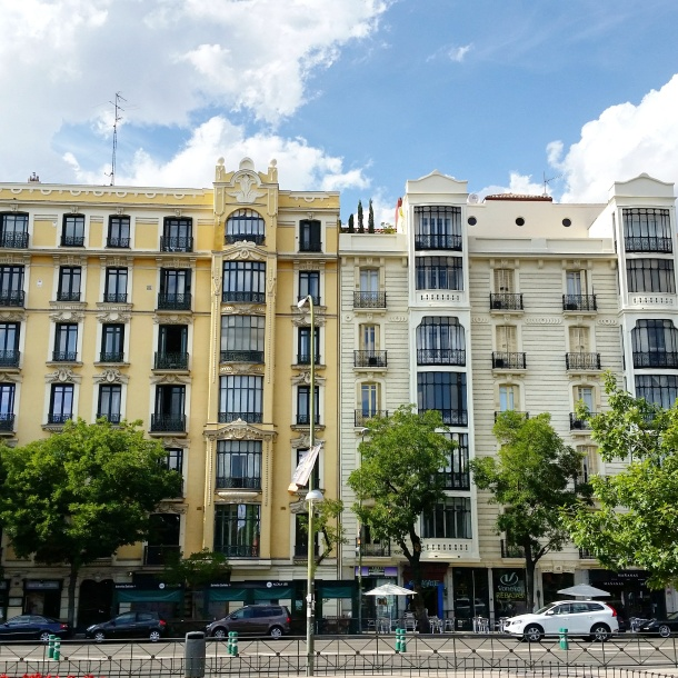 22 Architecture in Madrid