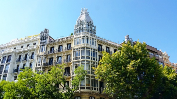 6 Architecture in Madrid