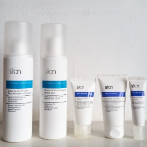 Review: Sk:n products for oily and blemish-proneskin