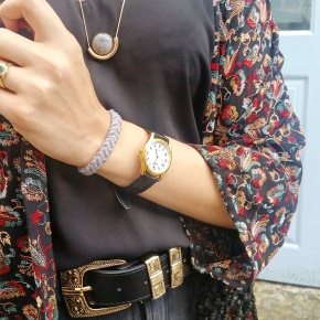 What I Wore: Day to NightLook