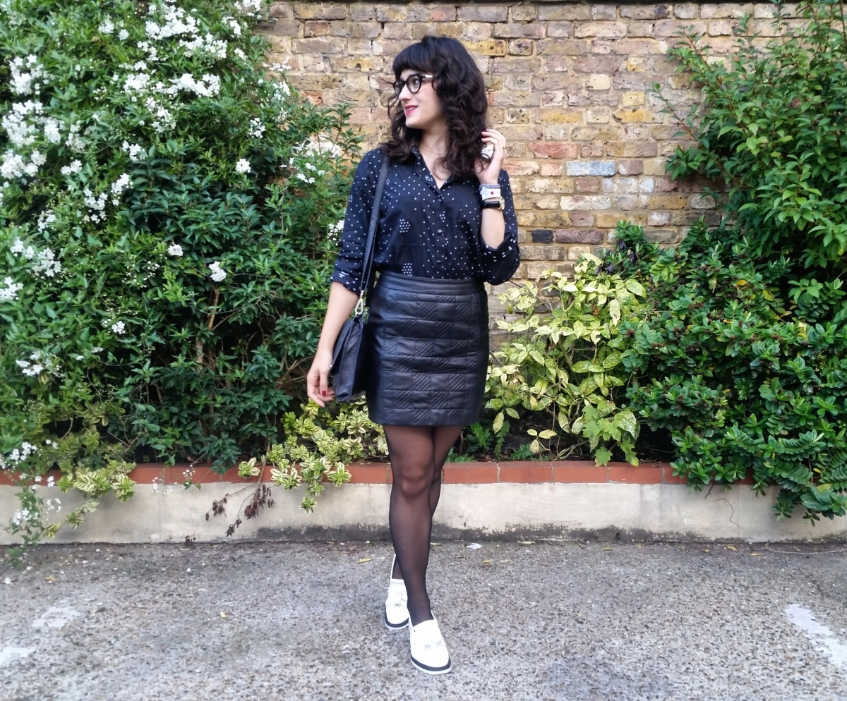 What I Wore: AW15 office look