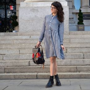 What I Wore: Monki Aoi Dress