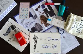 Septembre: My Little Fashion Box