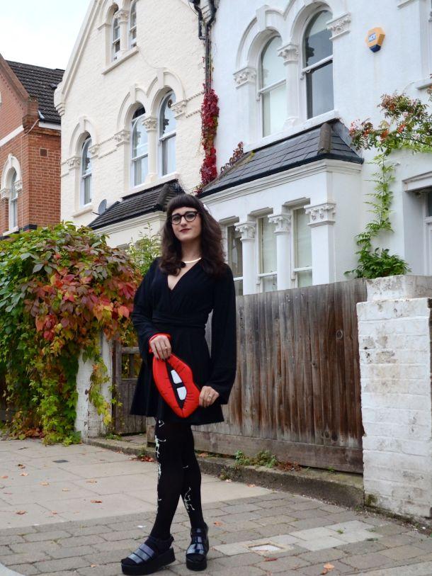 Call Me Katie - 2 non-costume Halloween looks - 10