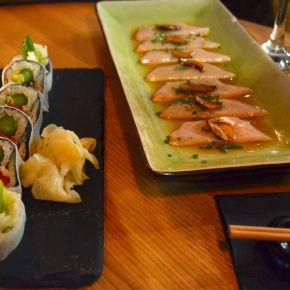 Sushi fest at MurakamiLondon