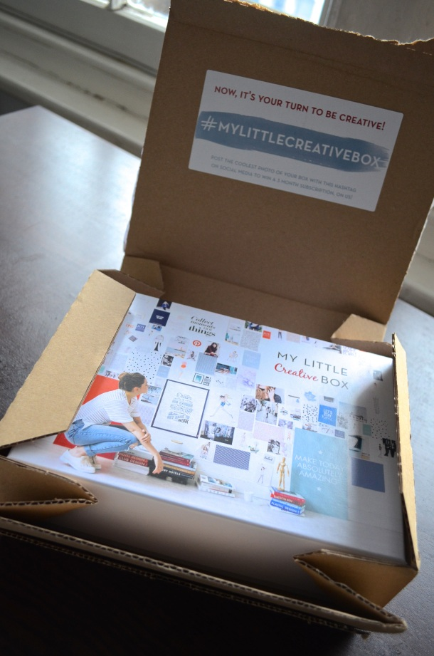 Call Me Katie - My Little Box Review - October 2015 My Little Creative Box - 01