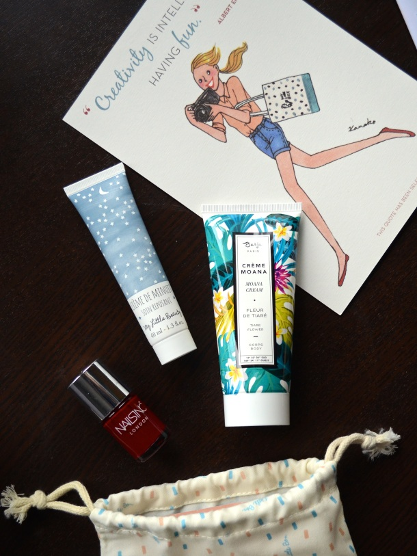 Call Me Katie - My Little Box Review - October 2015 My Little Creative Box - 09