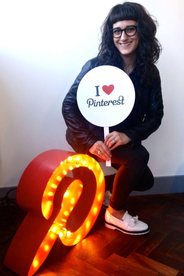 Call Me Katie - Pinterest Workshop for Bloggers - Improving your blog's Pinterest Presence - 01