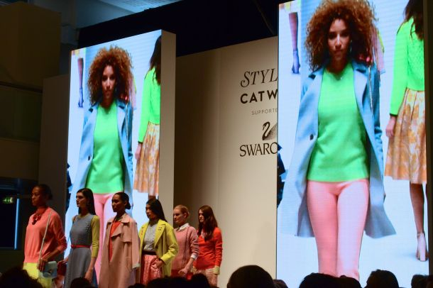 Call Me Katie - Stylist Live at Business Design Centre Islington London - October 2015 - 13