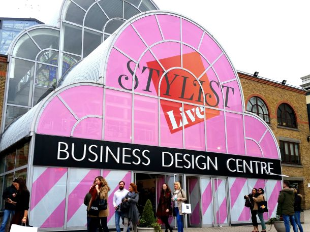 Call Me Katie - Stylist Live at Business Design Centre Islington London - October 2015 - 22
