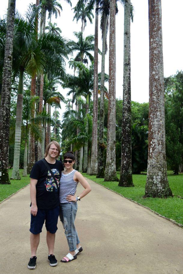 Call Me Katie - Rio de Janeiro Botanical Gardens - 28