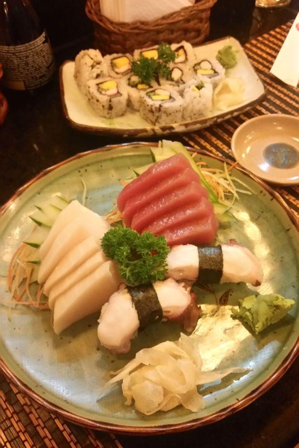 Call Me Katie - Sushi in Rio de Janeiro, Manekineko and Nik in Ipenema - 08