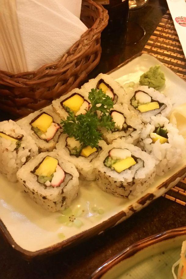 Call Me Katie - Sushi in Rio de Janeiro, Manekineko and Nik in Ipenema - 09
