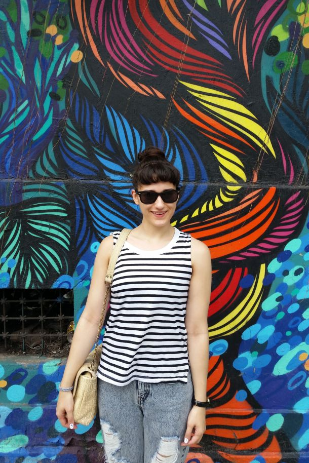 Call Me Katie - What I Wore in Rio de Janeiro as a tourist  - 001