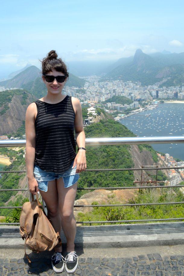 Call Me Katie - What I Wore in Rio de Janeiro as a tourist  - 009