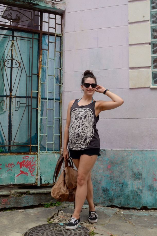 Call Me Katie - What I Wore in Rio de Janeiro as a tourist  - 011
