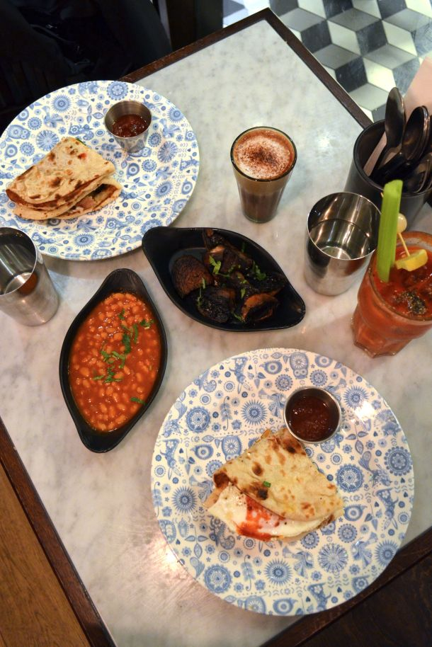 Call Me Katie - breakfast at Dishoom - 02