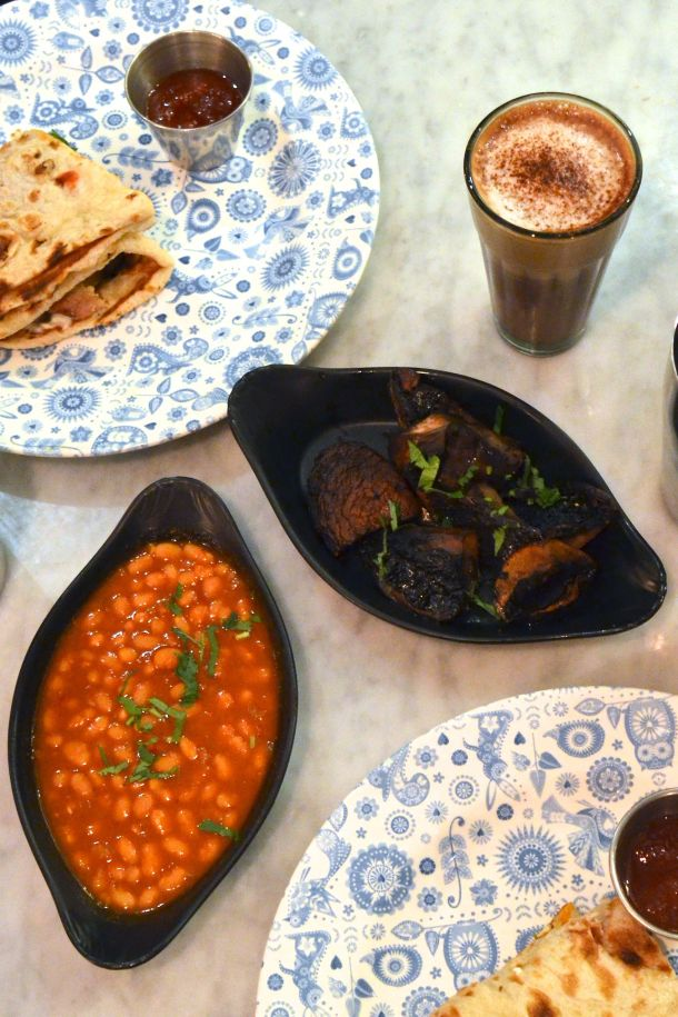 Call Me Katie - breakfast at Dishoom - 04