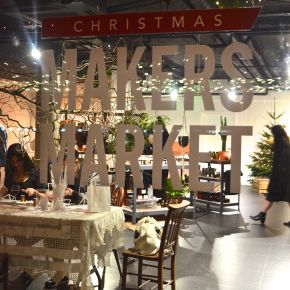 Christmas Makers Market at East Village E20