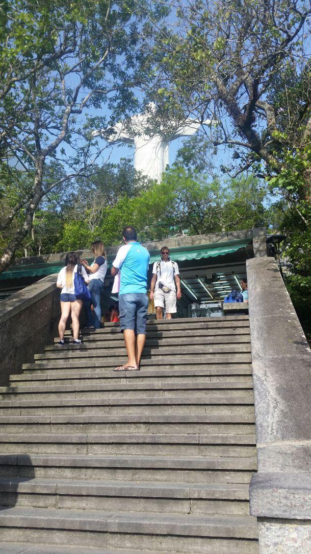 Call Me Katie - Cristo Redentor, Christ the Redeemer in Rio de Janeiro - 05
