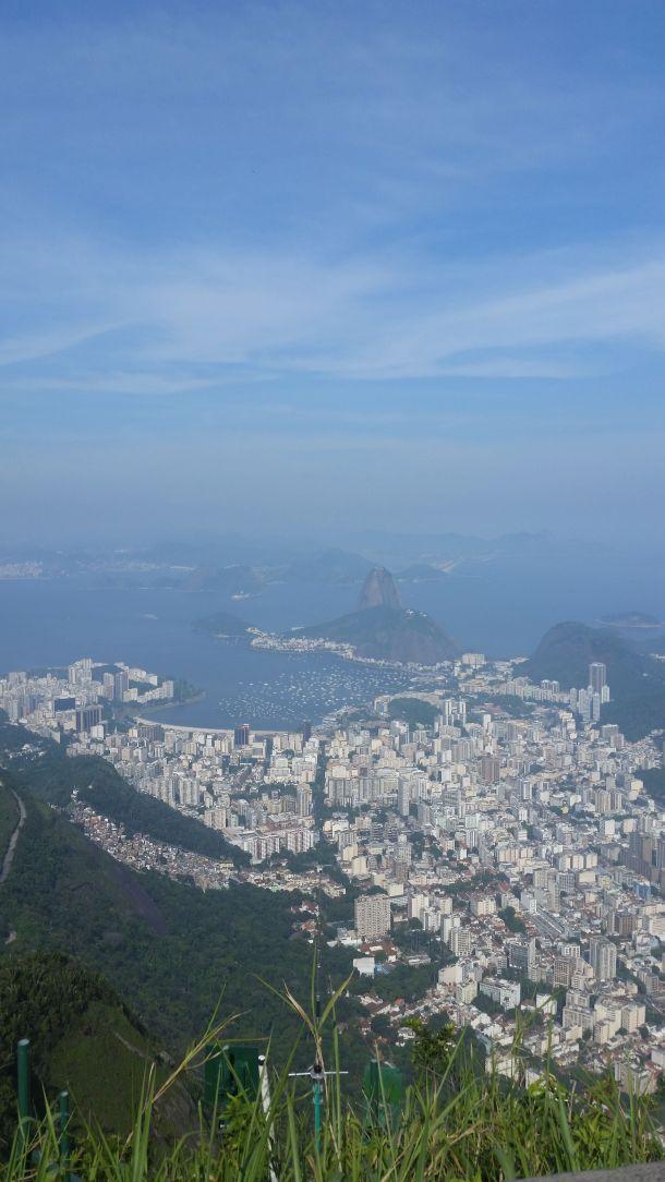 Call Me Katie - Cristo Redentor, Christ the Redeemer in Rio de Janeiro - 07