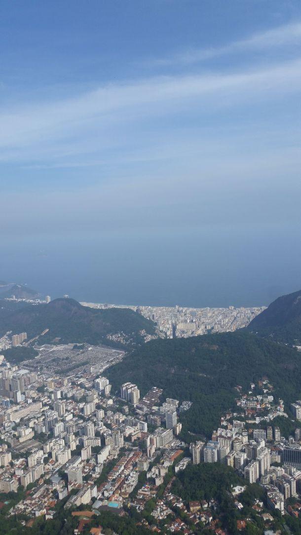 Call Me Katie - Cristo Redentor, Christ the Redeemer in Rio de Janeiro - 08