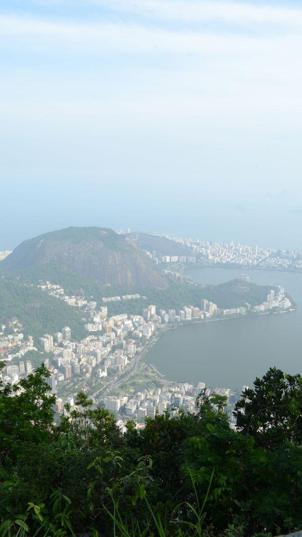 Call Me Katie - Cristo Redentor, Christ the Redeemer in Rio de Janeiro - 09