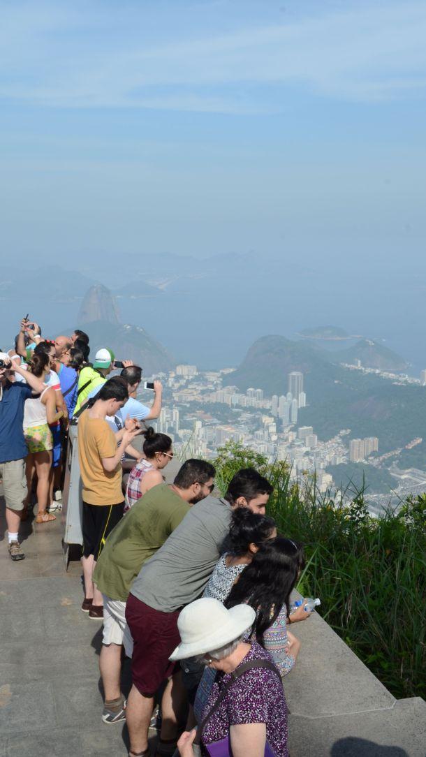Call Me Katie - Cristo Redentor, Christ the Redeemer in Rio de Janeiro - 13