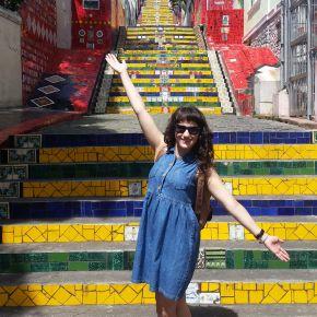 Travel Diary: Escadaria Selarón in Lapa, Rio deJaneiro