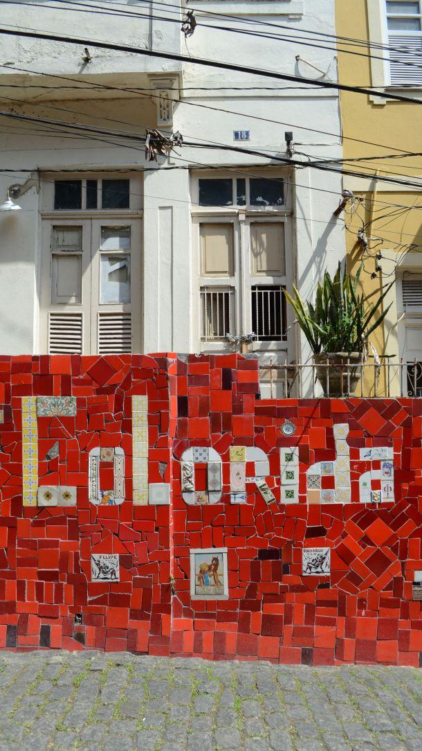 Call Me Katie - Escadaria Selarón in Lapa, Rio de Janeiro - 09