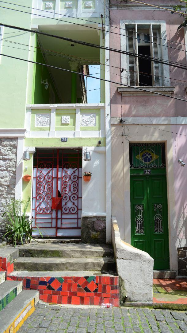Call Me Katie - Escadaria Selarón in Lapa, Rio de Janeiro - 10