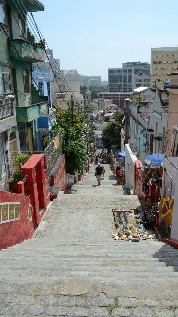 Call Me Katie - Escadaria Selarón in Lapa, Rio de Janeiro - 13
