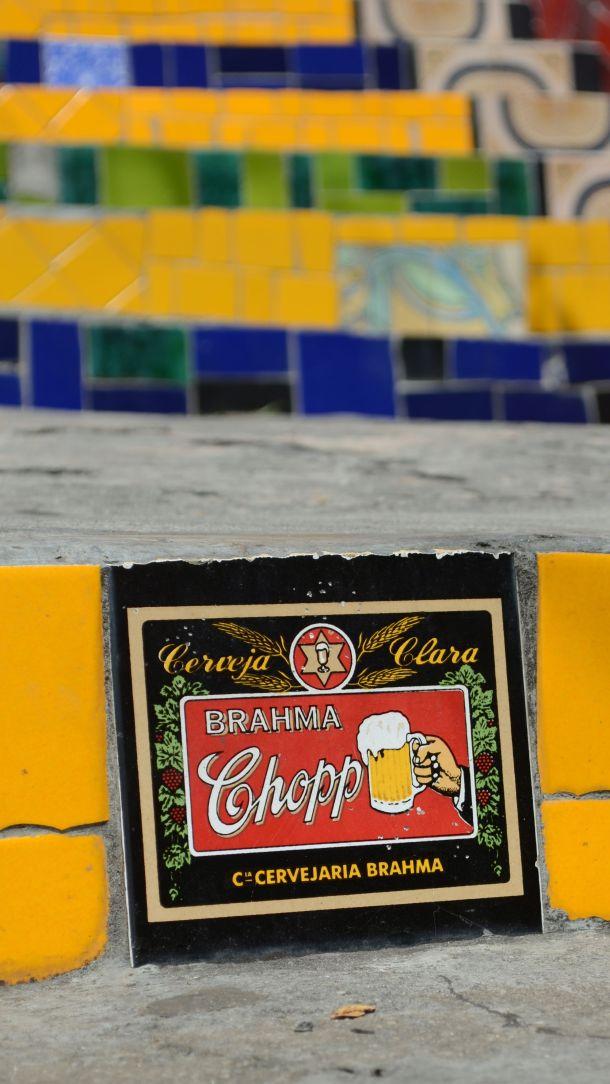 Call Me Katie - Escadaria Selarón in Lapa, Rio de Janeiro - 12