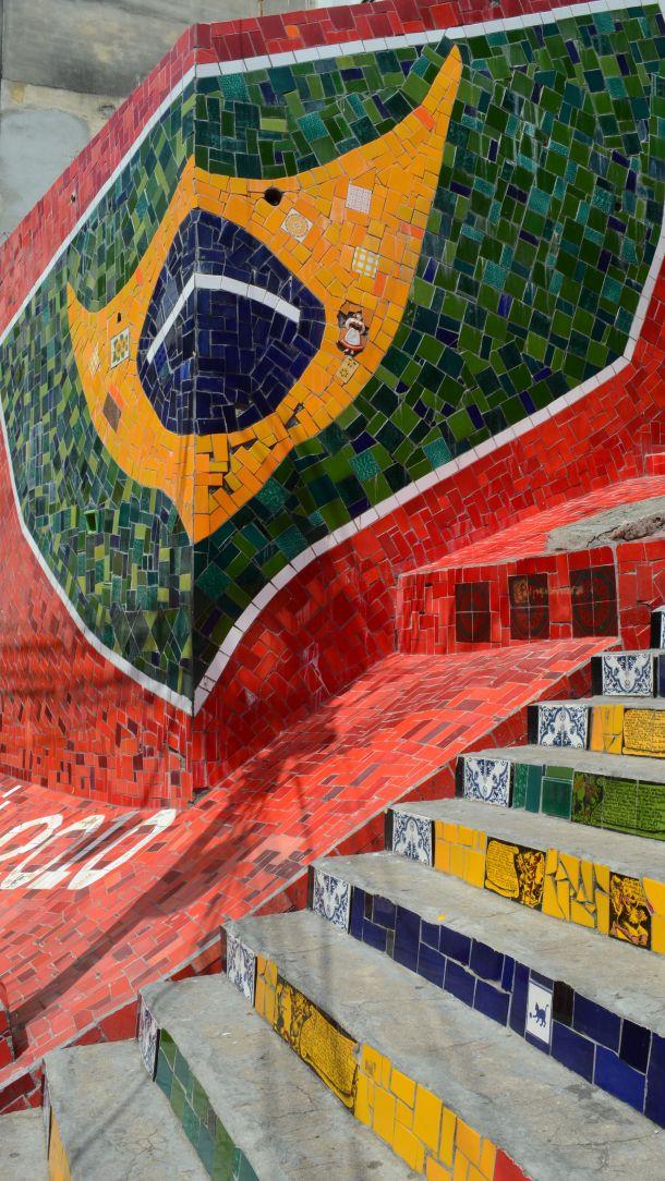Call Me Katie - Escadaria Selarón in Lapa, Rio de Janeiro - 15