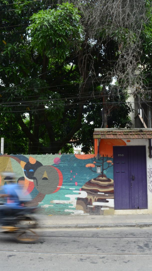 Call Me Katie - Exploring Santa Teresa, Rio de Janeiro - 17