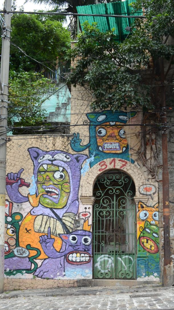 Call Me Katie - Exploring Santa Teresa, Rio de Janeiro - 23