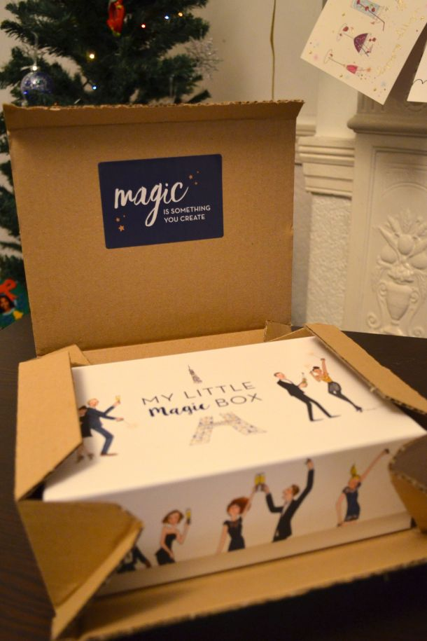 Call Me Katie - My Little Box December 2015 - My Little Magic Box Review - 01