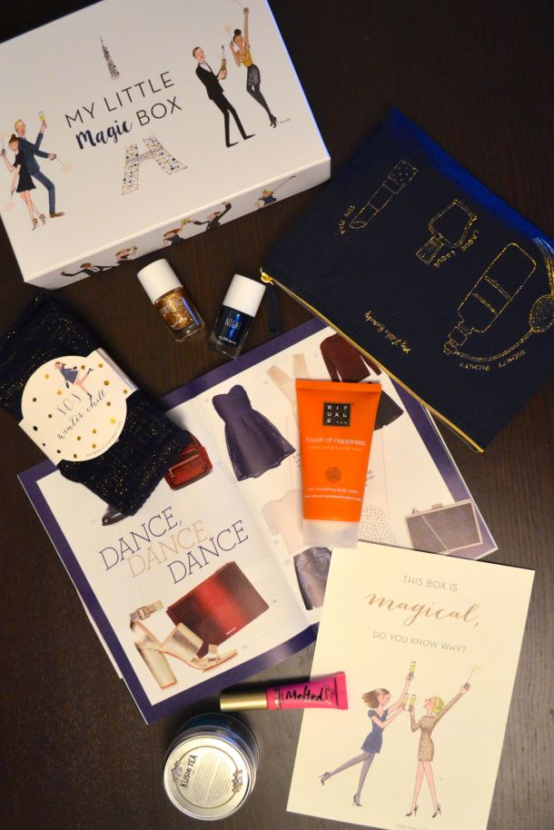 Call Me Katie - My Little Box December 2015 - My Little Magic Box Review - 12