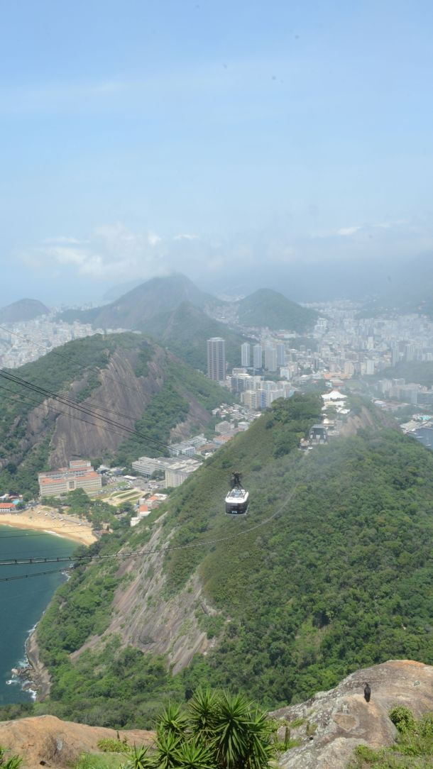 Call Me Katie - The views from Sugarloaf Mountain in Rio de Janeiro - 08