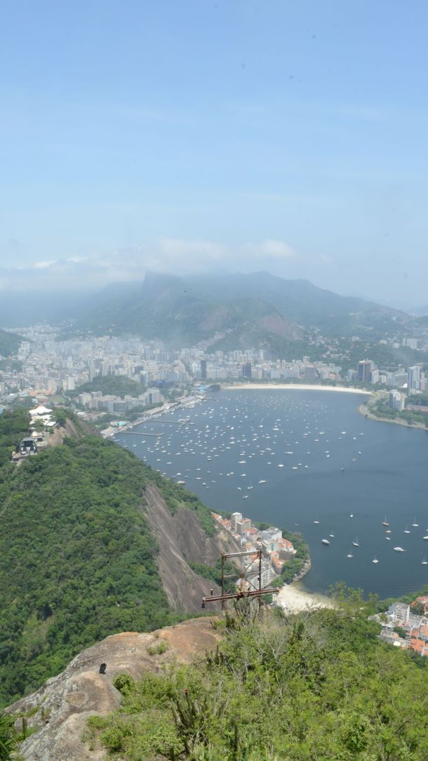 Call Me Katie - The views from Sugarloaf Mountain in Rio de Janeiro - 09