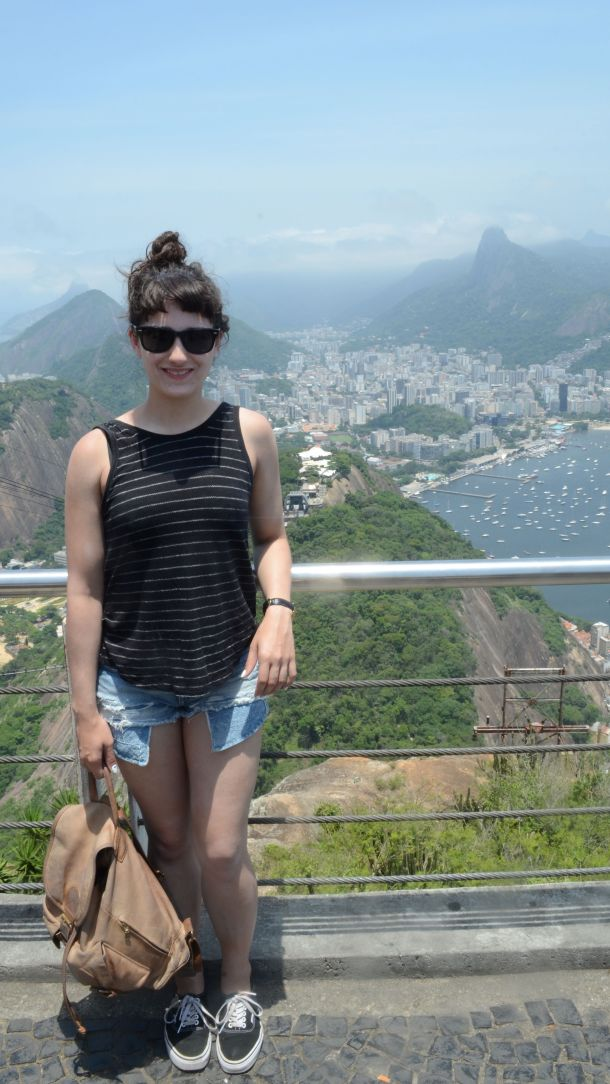 Call Me Katie - The views from Sugarloaf Mountain in Rio de Janeiro - 11