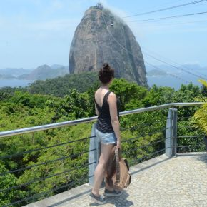 Travel Diary: the views from Sugarloaf Mountain in Rio deJaneiro