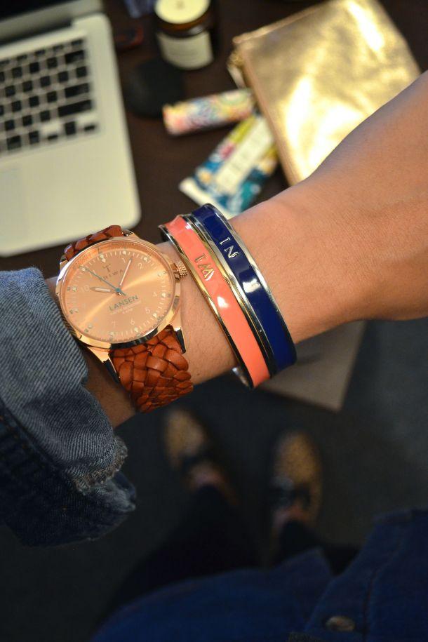 Call Me Katie - Whistle & Bango Postcode Bracelets - 004