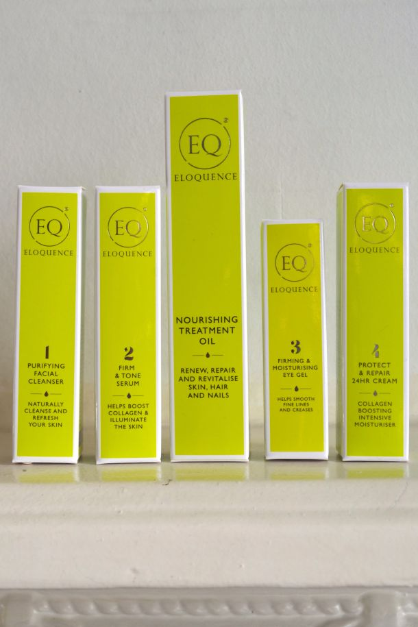 Call Me Katie - Beauty review of natural skin care brand Eloquence, whose products include Sacha Inchi Oil - 01
